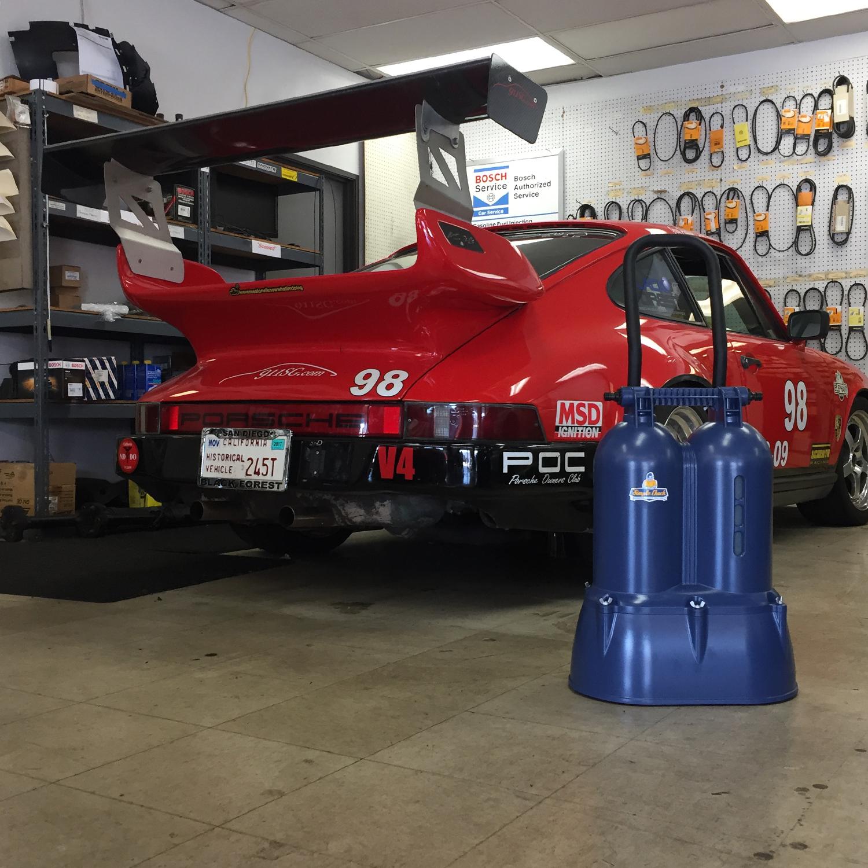 garden hose water filter car wash