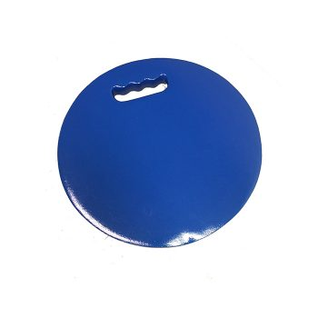 12″ Round Bucket Seat Cushion - Simple Chuck